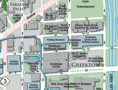 Christopher J Bessert Portfolio General Road and Street Maps