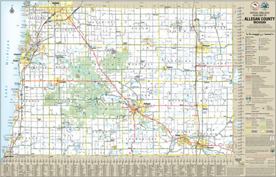 Allegan County Assessor Property Search