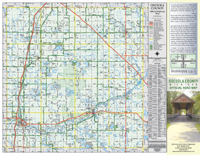 Christopher J. Bessert: Portfolio: General, Road and Street Maps
